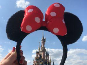 ミニーの耳