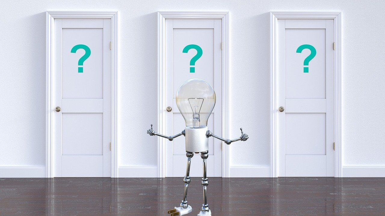 はてなの扉